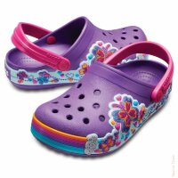 Crocs. Сабо Butterfly (C10, 27)